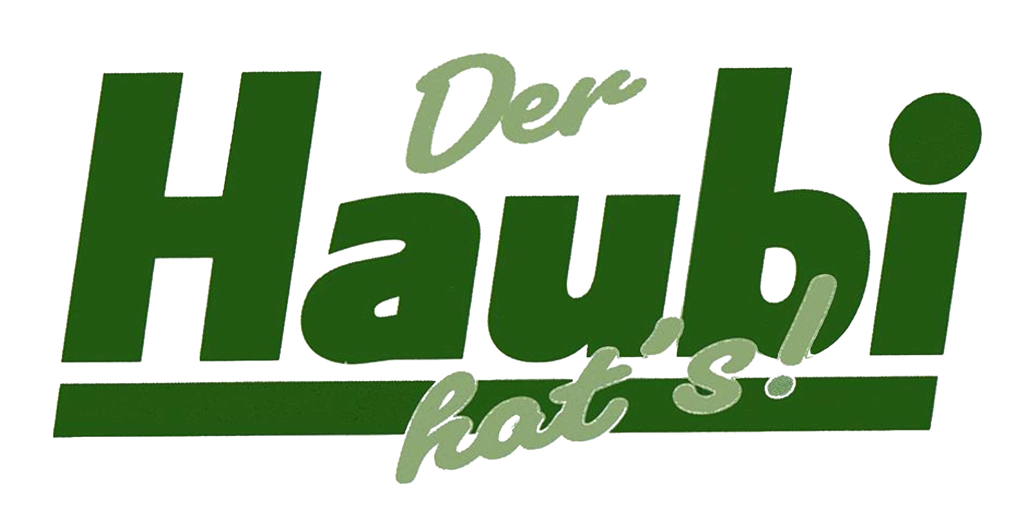 Haubenwallner Gols - Der Haubi hat´s!